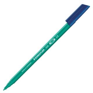 STAEDTLER Faserschreiber 326 Noris 1 mm grün