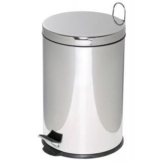 ALCO Tretabfalleimer 2962 20 Liter Chrom