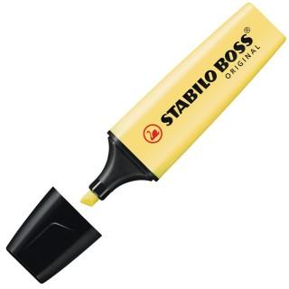 STABILO Textmarker Boss 70 2-5 mm pastell gelb