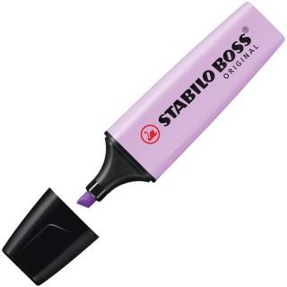 STABILO Textmarker Boss 70 2-5 mm pastell violett