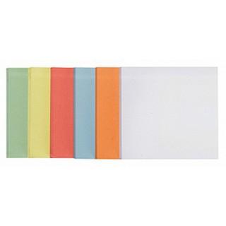 FRANKEN Moderationskarten 100 Stück 9,5 x 10,5 cm selbsthaftend farbig sortiert