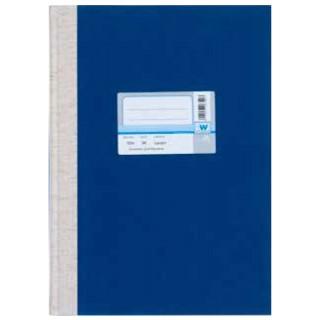 WURZER Registerbuch W660 A5 144 Blatt liniert