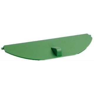 EXACOMPTA Papierkorbeinsatzdeckel Multiform für Papierkorb Octo grün