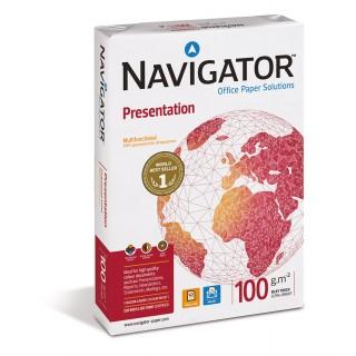 NAVIGATOR Kopierpapier Presentation A3 100 g/m² 500 Blatt weiß