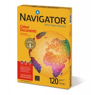 NAVIGATOR Kopierpapier Colour Documents A3 120 g/m² 500 Blatt weiß