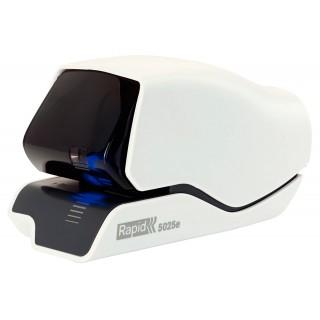 RAPID elektrischer Hefter 5025e für 25 Blatt weiß