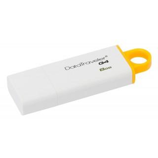 KINGSTON USB-Stick 8 GB 3.0 gelb