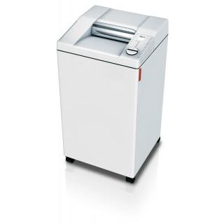 IDEAL Aktenvernichter 2604 CC 2 x 15 mm Partikelschnitt weiß