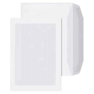 ÖKI Werbefensterkuvert C4B-ÖF/W120VF 250 Stück DIN C4 mit Haftstreifen ohne Fenster 120g/m² weiß
