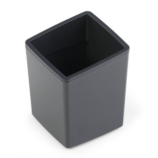 DURABLE Coffee Point Bin 338858 Tischabfalleimer anthrazit