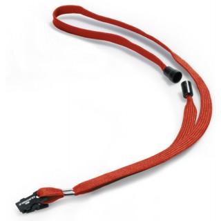 DURABLE Textilband 8119 10 Stück 10 mm breit rot