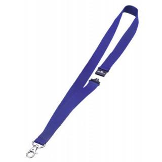 DURABLE Textilband 8137 10 Stück 20 mm breit blau