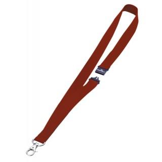 DURABLE Textilband 8137 10 Stück 20 mm breit rot