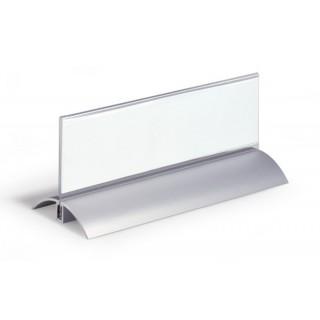DURABLE Tischnamensschild 8202 61 x 210 mm 2 Stück