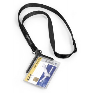 DURABLE Ausweishalter 8207 10 Stück mit Band