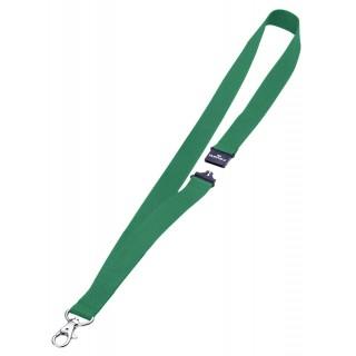 DURABLE Textilband 20 mm 10 Stück grün