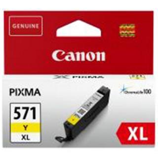 CANON Tintenpatrone CLI571XLY 11 ml gelb