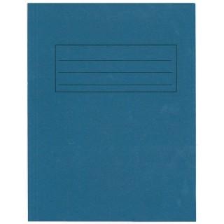 OFFICIO Flügelmappe 517 aus Karton A4 dunkelblau