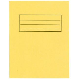 OFFICIO Flügelmappe 517 aus Karton A4 gelb