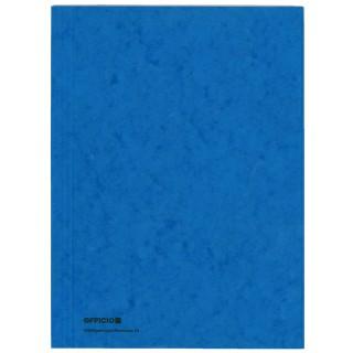 OFFICIO Flügelmappe 505 aus Pressspan A4 blau