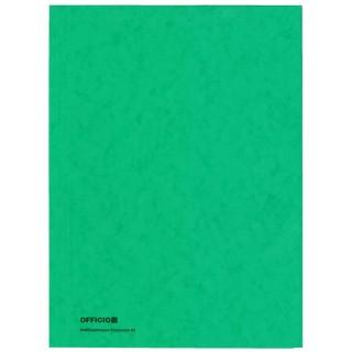 OFFICIO Flügelmappe 505 aus Pressspan A4 grün