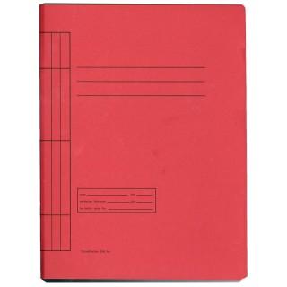 OFFICIO Schnellhefter 511 A4 aus Karton rot