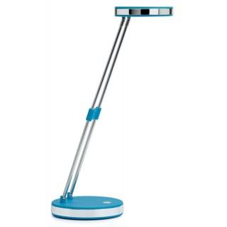 MAUL LED-Schreibtischleuchte 82012 puck blau