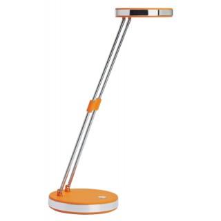 MAUL LED-Schreibtischleuchte 82012 puck orange