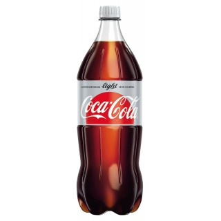 COCA COLA Light PET-Flasche 1,5 Liter