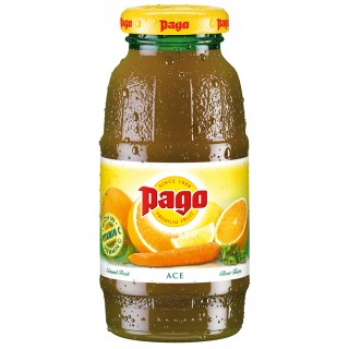 PAGO ACE Einwegflasche 0,2 Liter