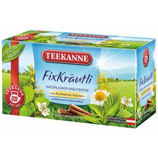 TEEKANNE Kräutertee FixKräutli 20 Beutel
