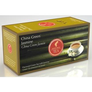 JULIUS MEINL Grüner Tee China Jasmine 25 Beutel