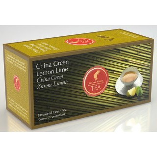 MEINL Grüner Tee China Lemon Lime 25 Beutel