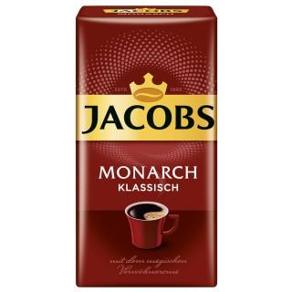 JACOBS Kaffee Monarch Klassisch gemahlen 0,5kg