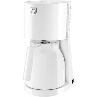 MELITTA Kaffeemaschine Enjoy THERM weiß