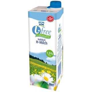 NÖM Halbfett-Haltbarmilch l.free 1,5 % 1 Liter