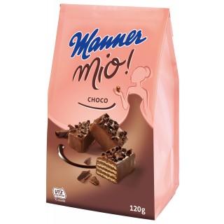 MANNER Waffeln mio! Choco 120g