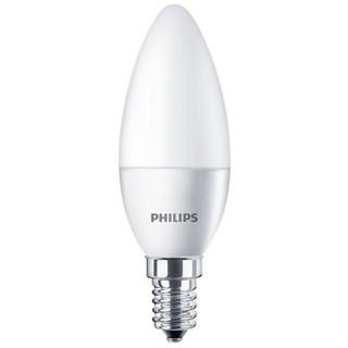 PHILIPS LED-Lampe Candle ND 4-25W E14 827 B35 FR matt