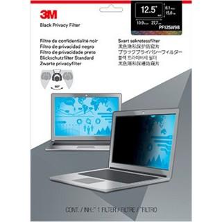 3M™ Blickschutzfilter PF125W9B für 12.5'' Breitbild-Laptop