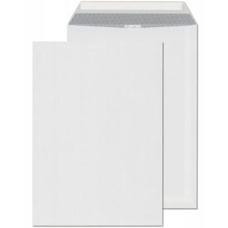 ÖKI Tasche 500 Stück B5 90 g/m² mit Haftstreifen weiß