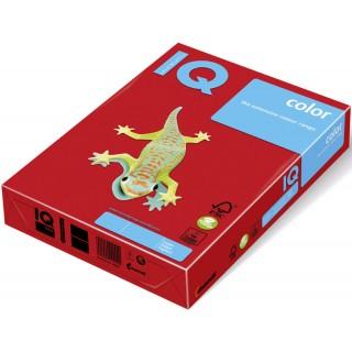 IQ Color Kopierpapier A4 120 g/m² 250 Blatt rot