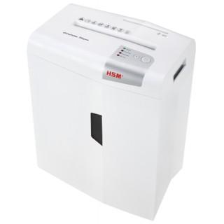 HSM Aktenvernichter shredstar X6pro 2 x 15 mm Partikelschnitt weiß