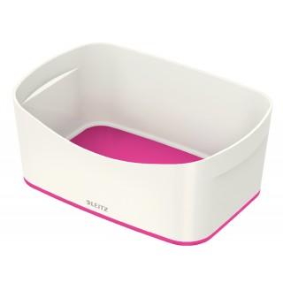 LEITZ Aufbewahrungsschale MyBox 5257 weiß/pink metallic