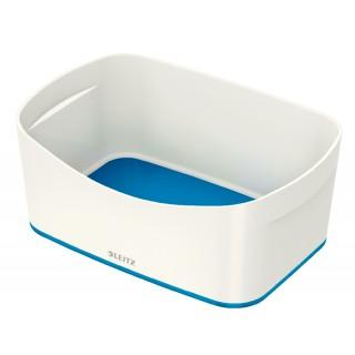 LEITZ Aufbewahrungsschale MyBox 5257 weiß/blau metallic