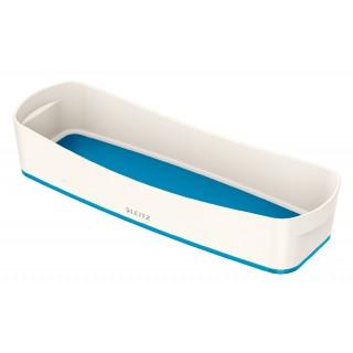 LEITZ Aufbewahrungsschale MyBox 5258 weiß/blau metallic