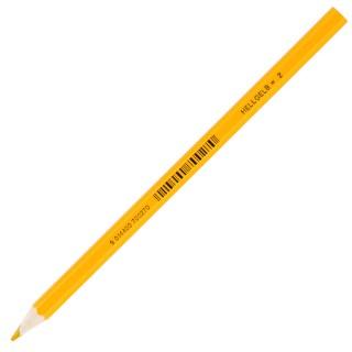 JOLLY Buntstift 3000 Supersticks Classic hellgelb