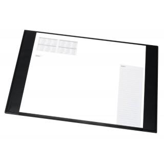 Schreibunterlage 50101 63 x 50 cm PVC schwarz