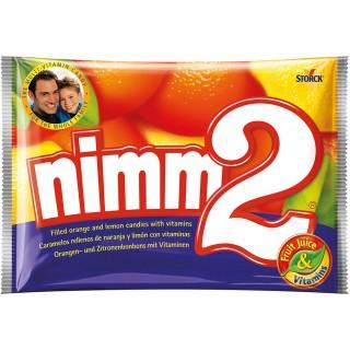 STORCK Bonbons Nimm2 Orange und Zitrone 1 kg