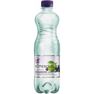RÖMERQUELLE Emotion 12 Flaschen à 0,5 Liter Brombeere-Limette
