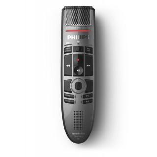 PHILIPS Diktiermikrofon SMP4000 SpeechMike Premium Air mit Druck-Tasten